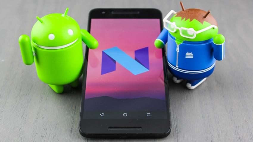 Android Nougat, En Popüler Android Mobil İşletim Sistemi Oldu