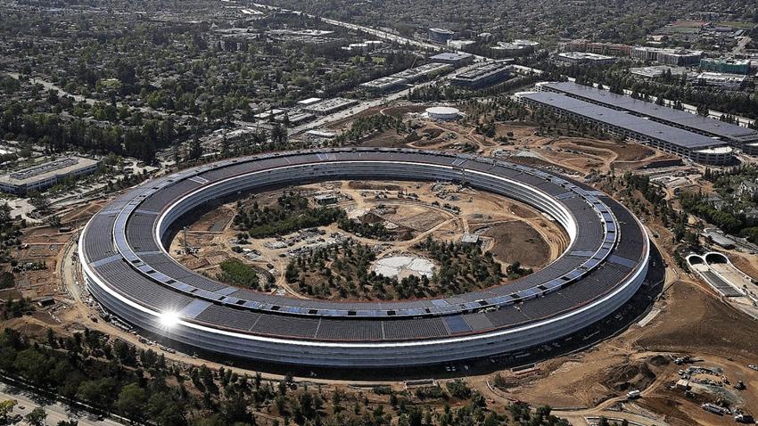 Apple'ın 5 Milyar Dolarlık Yeni Mabedine Girmek Yasak!