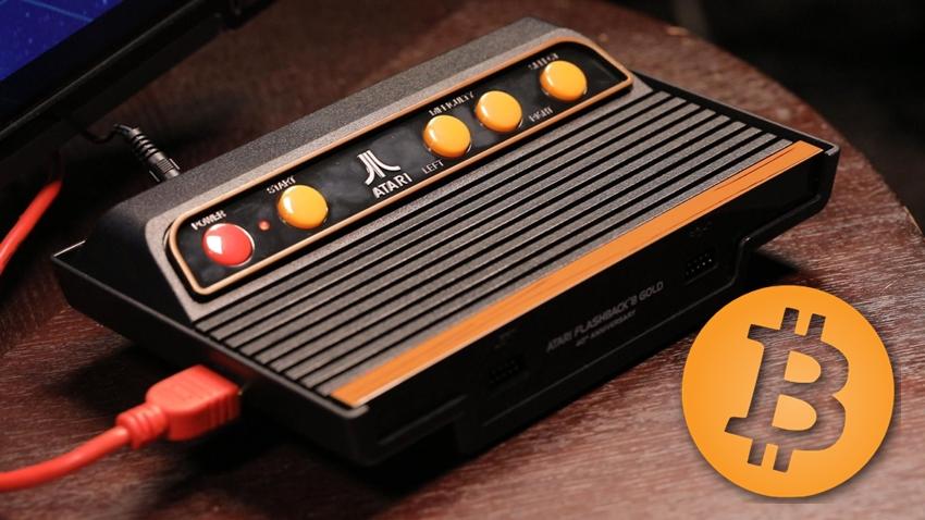 Atari, Kendi Kripto Para Birimini Oluşturuyor