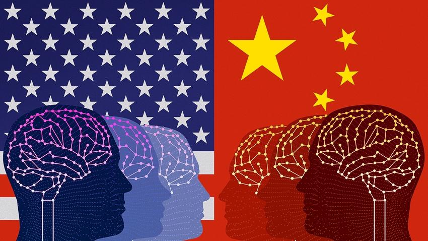 Çin, Yapay Zeka Yarışında ABD'yi Geride Bıraktı