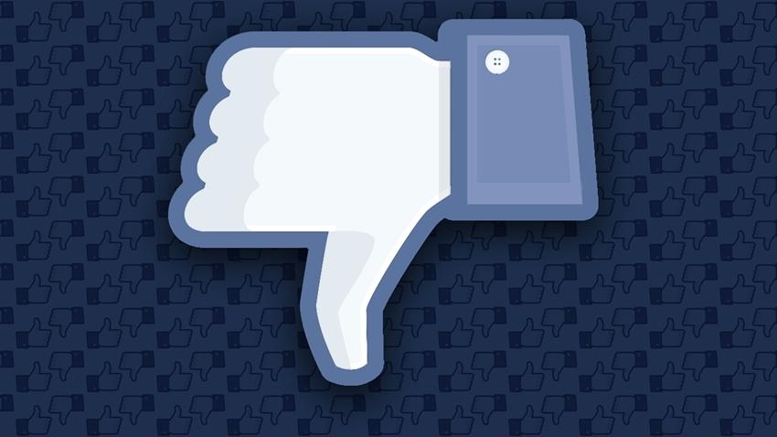 Facebook, 'Beğenmeme' Butonunu Test Ediyor