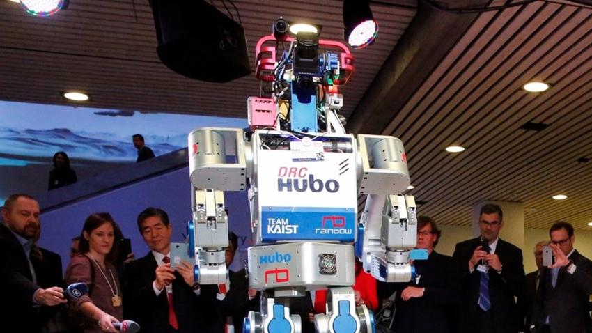 Güney Kore'de Kış Olimpiyatları'nda Robot Rüzgarı Esecek