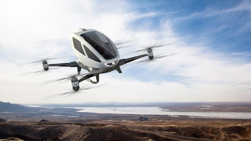 Uber, Müşterilerini Uçan Taksilerde Taşıyacak
