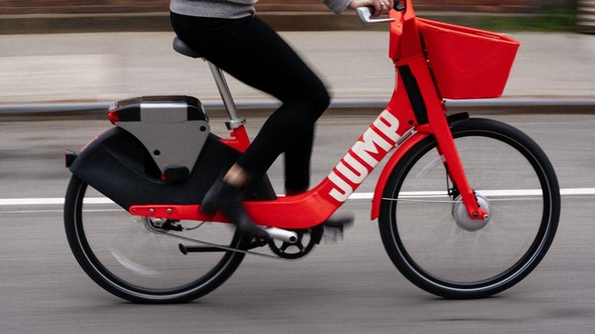Uber, San Francisco'da Bisiklet Kiralama Servisi Başlatıyor