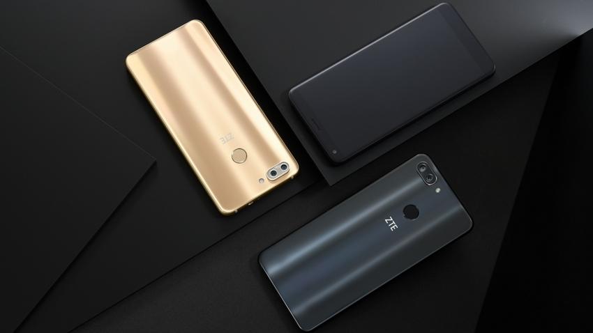 ZTE'den Üç Yeni Telefon Blade V9, Blade V9 Vita ve Tempo Go