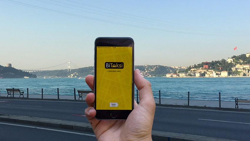 İstanbul'da Taksiler Yarın 1 Lira