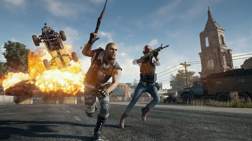 PUBG Benzeri Mobil Oyunlar (Android)