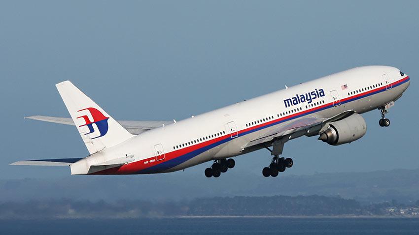 Kayıp Malezya Uçağı 1