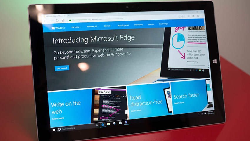 Microsoft Edge Tablet