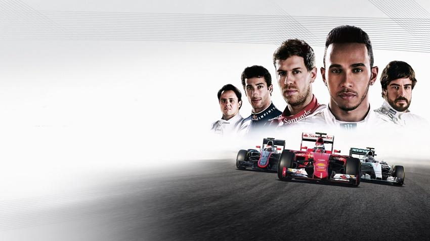F1 2015 ücretsiz