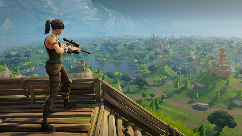 Fortnite iOS android