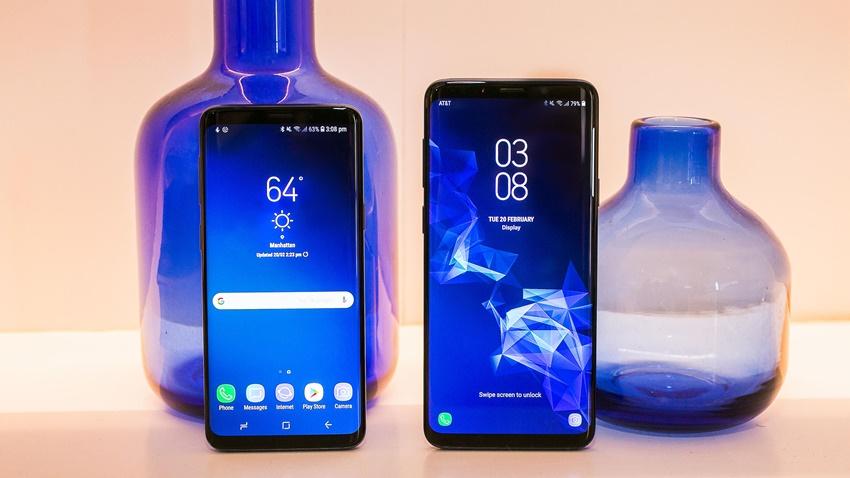 Samsung Galaxy S9 Ölü Piksel