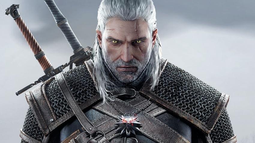 Geralt Soulcalibur