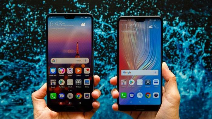 Huawei P20 ve P20 Plus özellikler