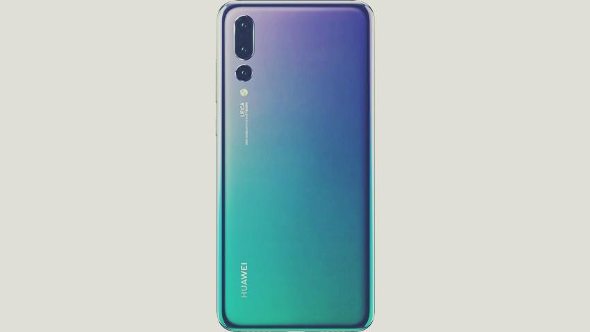 Huawei P20 kamera