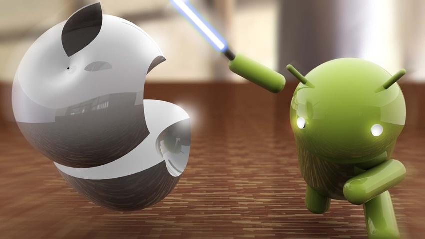 iOS vs Android güvenlik