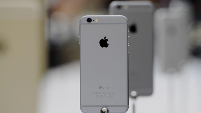 iPhone 6 batarya değiştirme