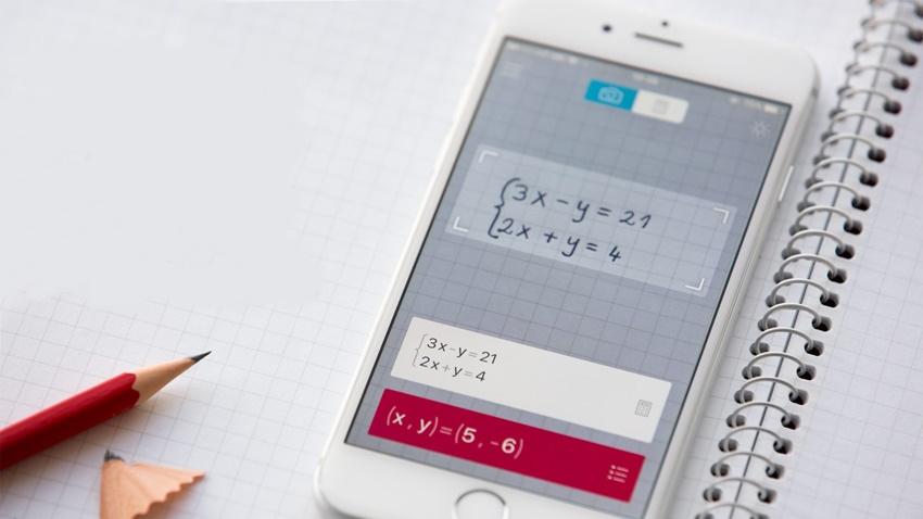 Matematik Problemi Çözebilen iOS Uygulamaları
