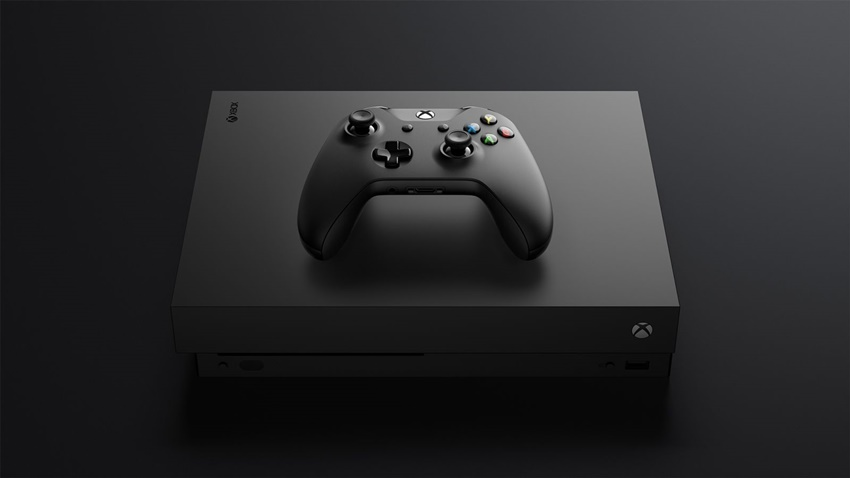 Microsoft Cloud Xbox