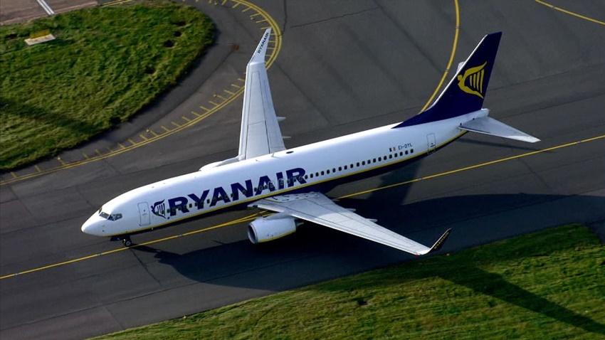 Ryanair Türkiye Dalaman