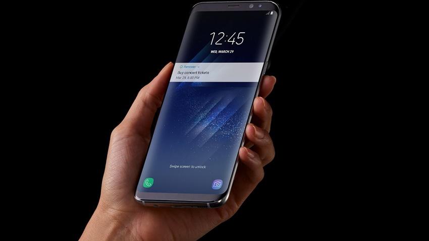 Samsung Galaxy S9 reklam