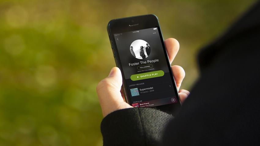 Spotify 60 gün