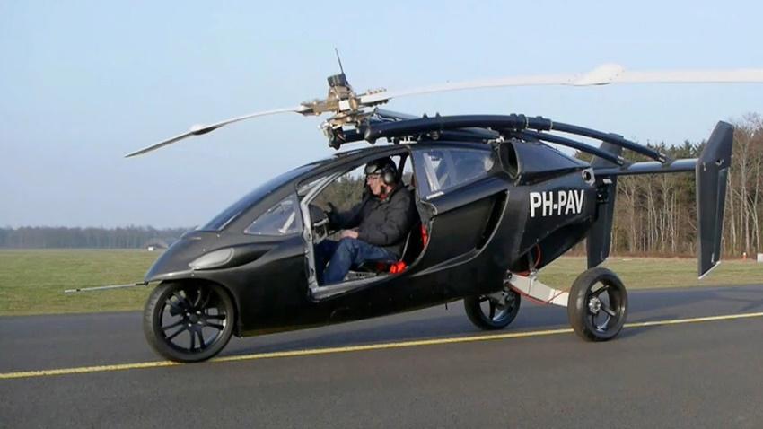 PAL-V uçan araba