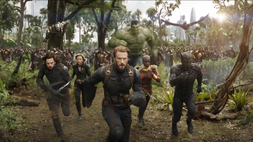 Avangers Infinity War'un Gösterim Tarihi 27 Nisan'a Taşındı