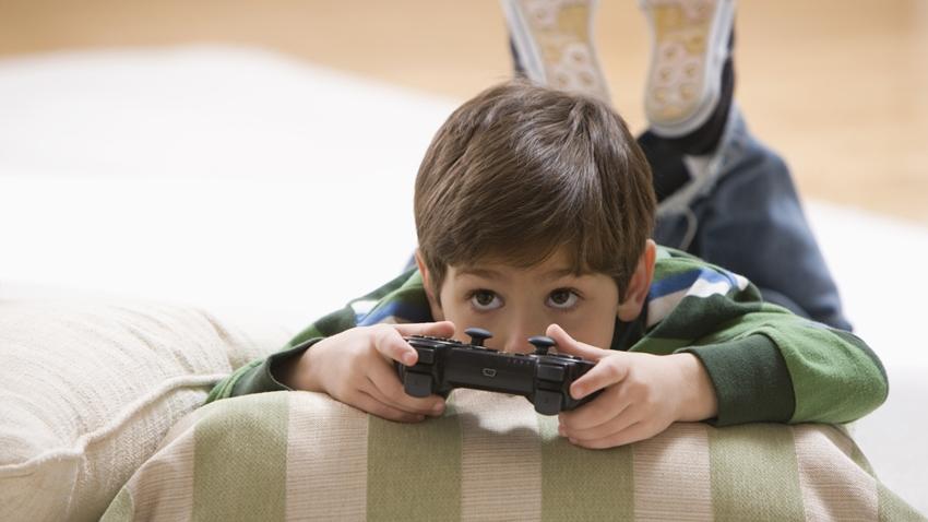 Çocuklarda Oyun Bağımlılığına Dikkat!