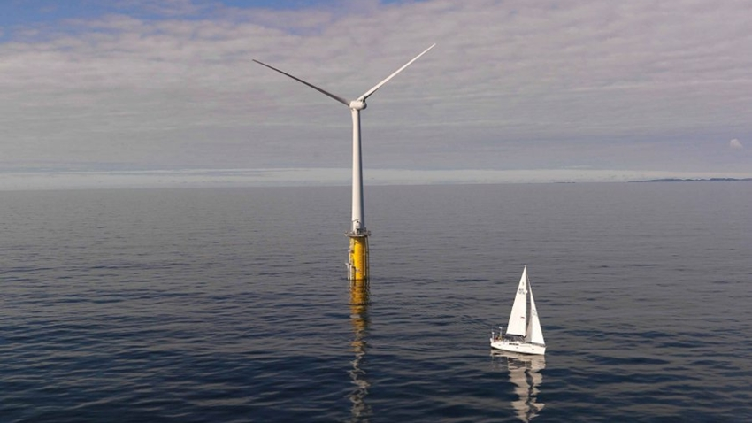 Dünyanın İlk Yüzen Rüzgar Santrali Beklentileri Aştı