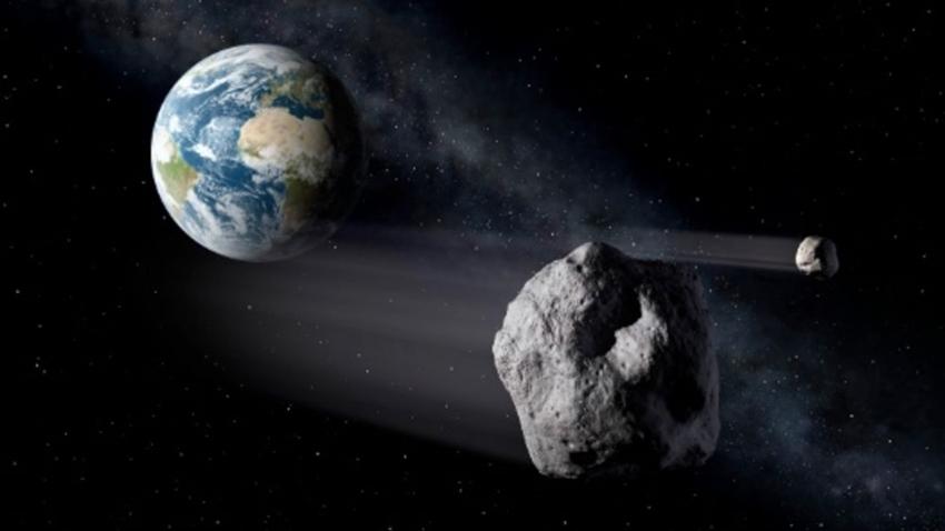 NASA, Dünya'ya Çarpacak Astereoidleri Nükleer Sihahla Vuracak