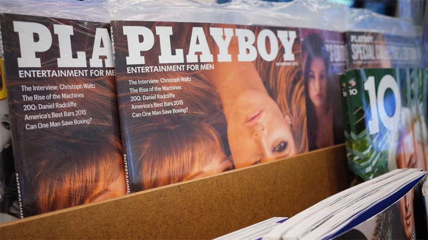 """Playboy, """"Facebook'u Sil"""" Kampanyasına Katıldı"""