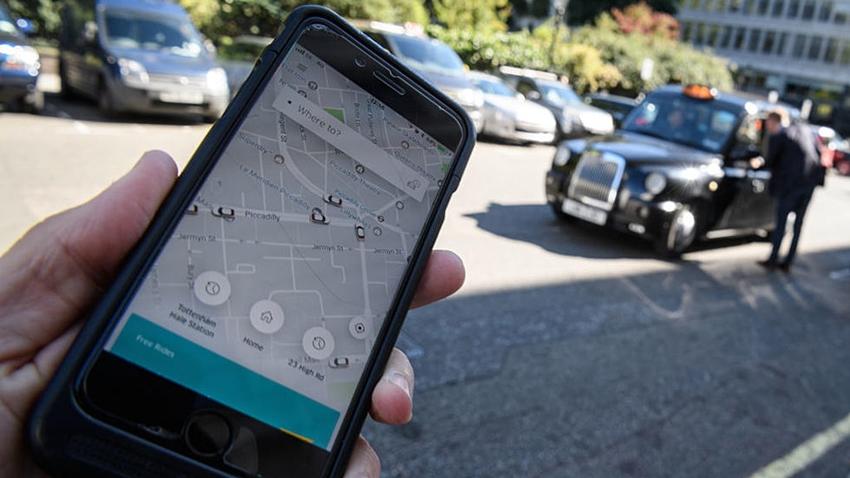 Sarhoş Adam, Adresi Yanlış Girdiği İçin Uber'e 6200 Lira Ödedi!