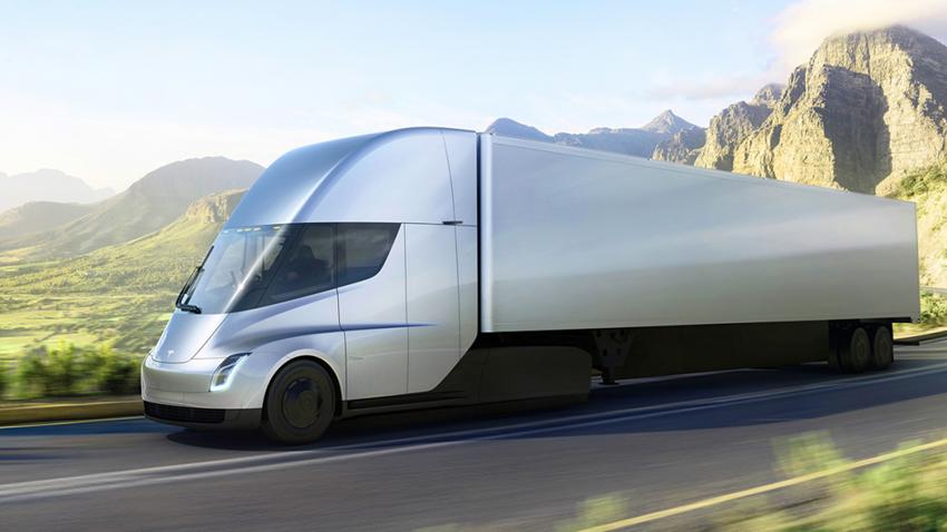 Tesla Semi, İlk Uzun Menzilli Teslimatı için Yola Çıktı