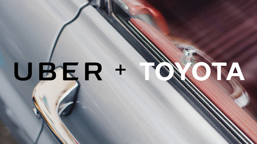 Uber, Otonom Sürüş Teknolojisini Toyota'ya Satacak