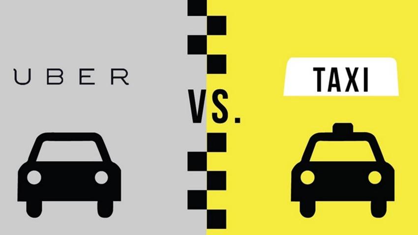 Uber-Taksi Kavgasında Kazanan Uber Oldu