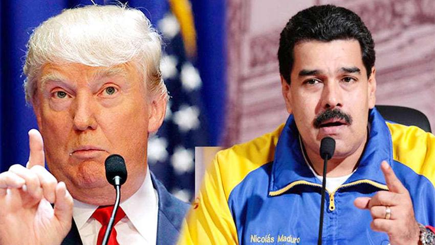 Venezuela'nın Kripto Parasına Trump Engeli