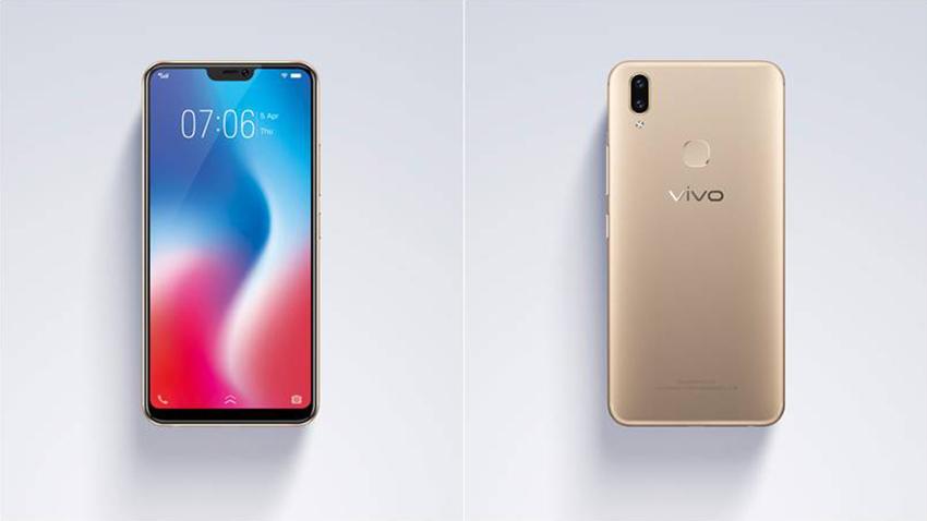 Vivo'nun Son Harikası V9 ile Tanışın