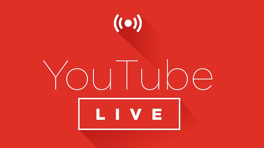 YouTube, Masaüstünden Canlı Yayın Özelliğini Duyurdu