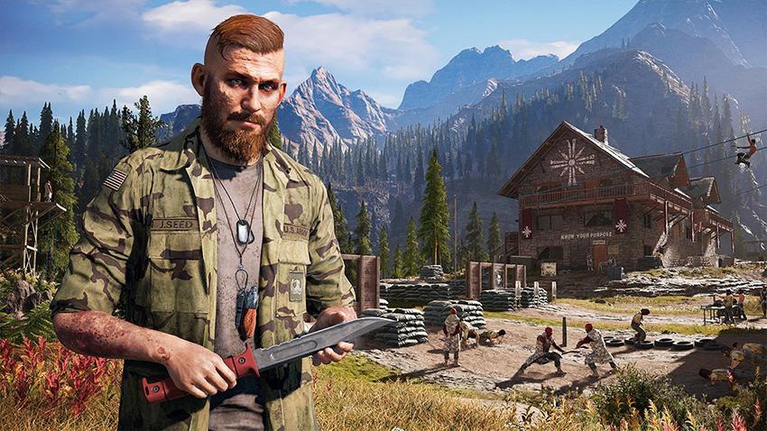 Far Cry 5'teki Düşmanlarımızı Yakından Tanıyalım
