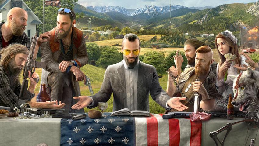 Far Cry 5'in İnceleme Puanları Açıklandı