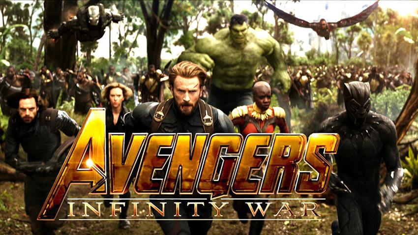 Avengers: Infinity War İçin Yeni Posterler Yayınlandı