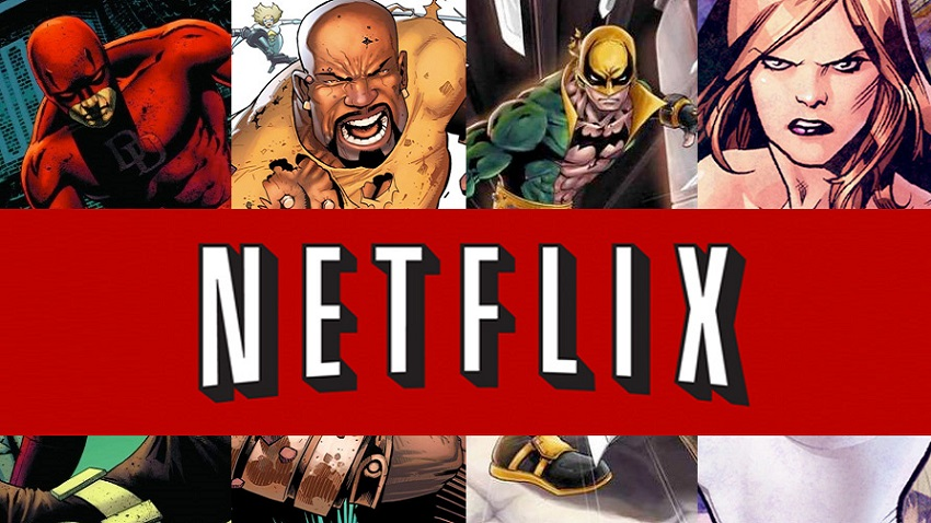Netflix Karakterleri Avengers Infinity War Filminde Yer Alacak Mı?