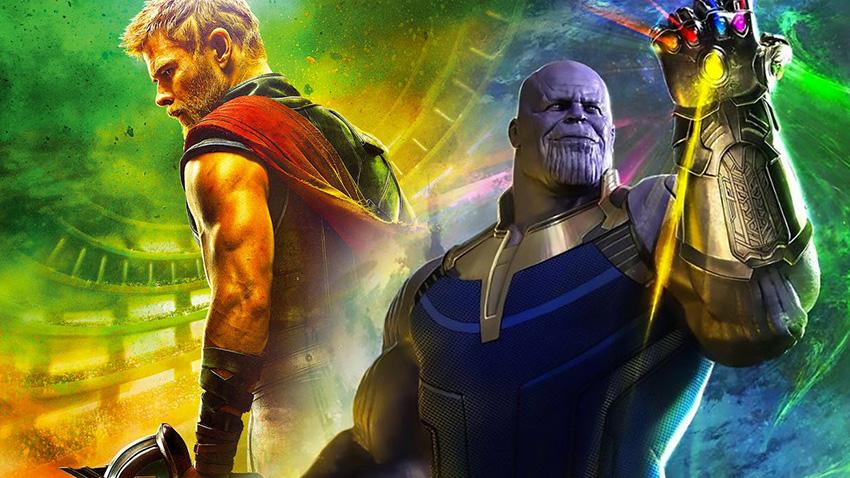 Thor, Guardians of the Galaxy Ekibiyle Nasıl Tanışıyor