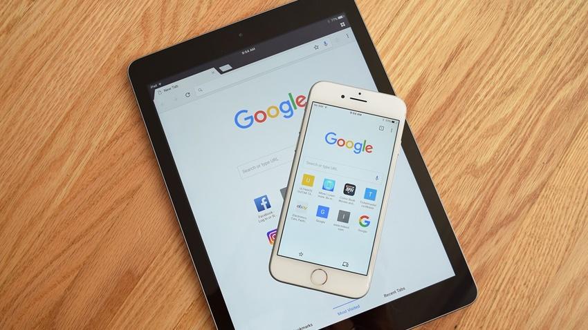 iOS'ta Chrome Şifreleri Nasıl Yedeklenir?