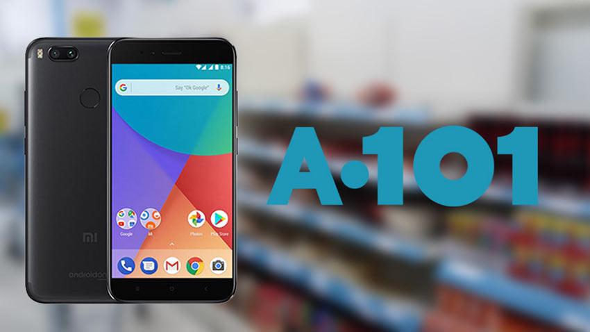 A101 Xiaomi Mi A1