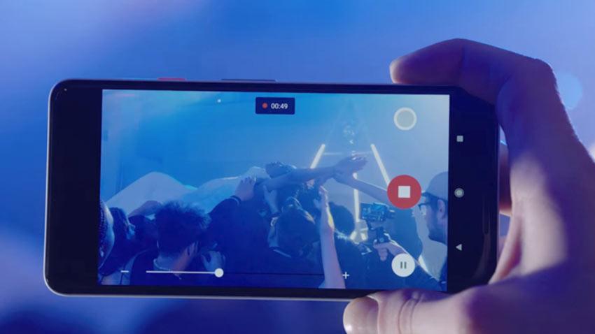 Google Pixel2 Video