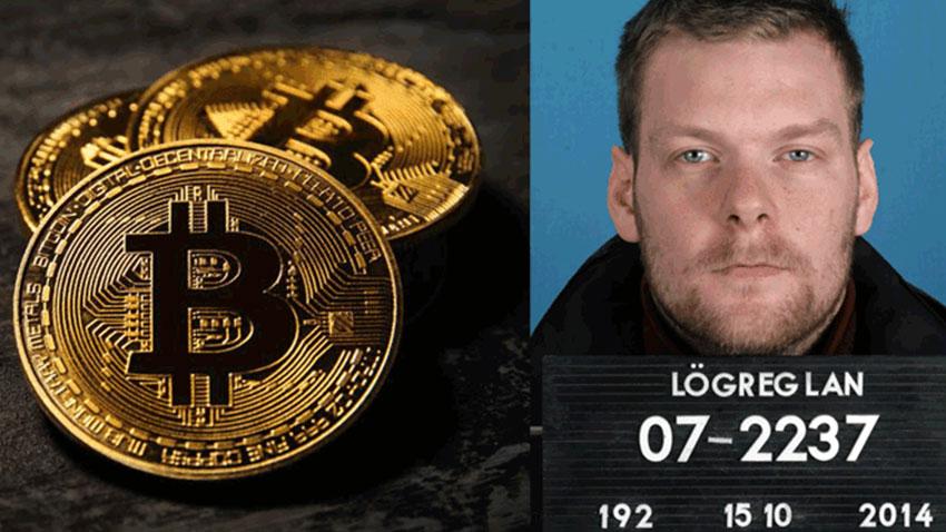 İzlanda Bitcoin Hırsızı