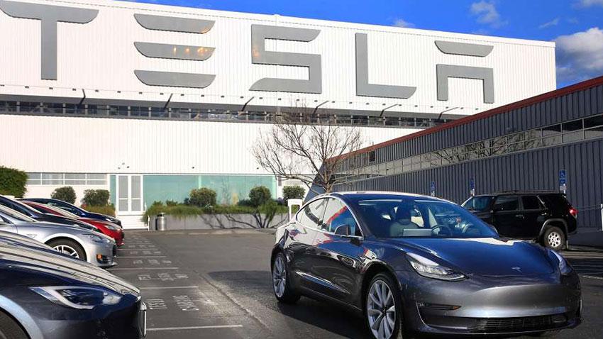 Tesla Model 3 Üretim