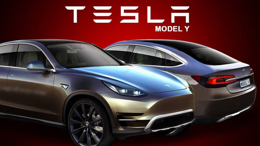 Tesla Model Y 1
